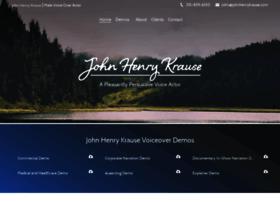 johnhenrykrause.com