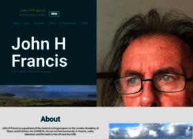 johnhfrancis.com