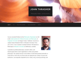 johnjthrasher.com