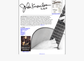 johnknowles.com
