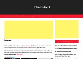 johnkolbert.com