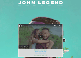 johnlegend.com