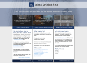 johnlothian.com