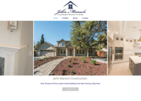 johnmanschconstruction.com