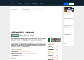 johnmarshal-atl.lawschoolnumbers.com