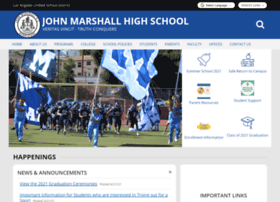 johnmarshallhs.org