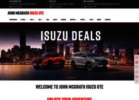 johnmcgrathisuzuute.com.au