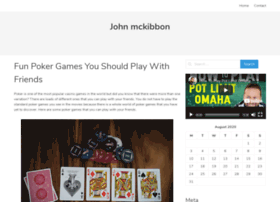 johnmckibbon.ca