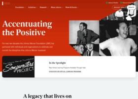 johnnymercerfoundation.org