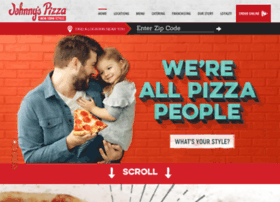 johnnyspizza.com