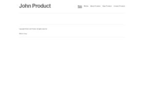 johnproduct.com