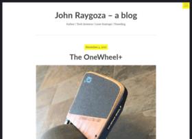 johnraygoza.com