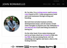 johnromaniello.com