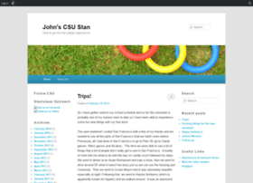 johnscsustan.edublogs.org