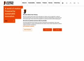 johnsonelectric.com