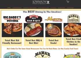 johnsonfamilyofrestaurants.com