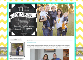 johnsonfamjourney.blogspot.com