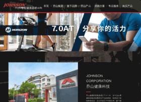 johnsonfitness.com.cn