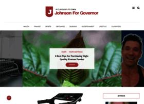 johnsonforgovernor.org
