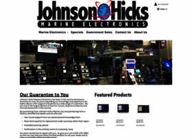 johnsonhicksmarine.com