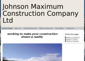 johnsonmaximumconstruction.com