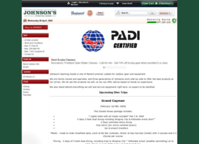 johnsonssportinggoods.com