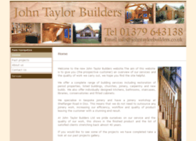 johntaylorbuilders.co.uk
