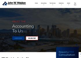 johnweldoncpa.com