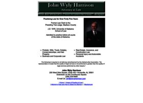 johnwharrison.com