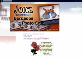 joicebordadospontocruz.blogspot.com