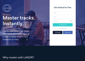 join.landr.com
