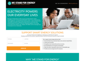 join.westandforenergy.com