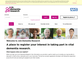 joindementiaresearch.nihr.ac.uk