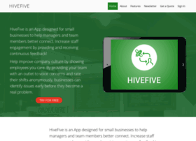 joinhivefive.com