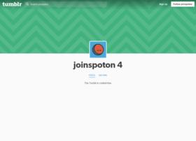joinspoton.tumblr.com