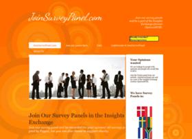 joinsurveypanel.com