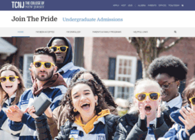 jointhepride.tcnj.edu