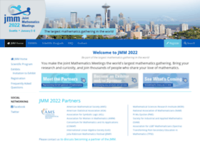 jointmathematicsmeetings.org