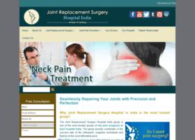 jointreplacementsurgeryhospitalindia.com