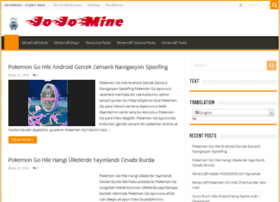 jojomine.com