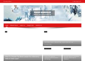 jokingonzalez.com