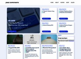 jokosupriyanto.com