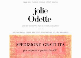 jolieodette.com