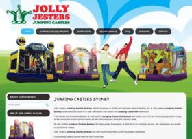 jollyjestersjumpingcastles.com.au