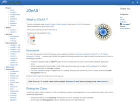 jonas.ow2.org
