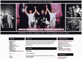 jonasbrothersfanfictionarchive.com