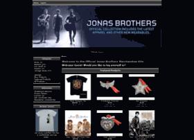 jonasbrothersmerch.com