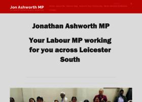 jonashworth.org
