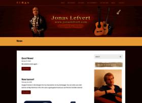 jonaslefvert.com