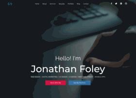 jonathanfoley.co.uk